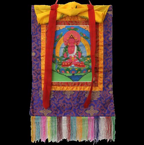 Amitayus Buddha Thangka