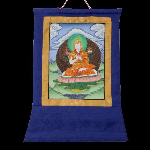 Tsongkhapa Buddha Thangka