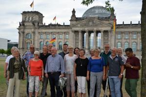 Bundestagsabgeordnete lädt wellcome-Ehrenamtliche nach Berlin ein
