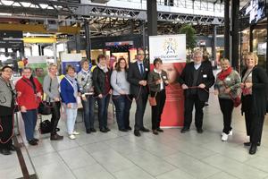 Gemeinsam an einem Strang ziehen: wellcome Limburg feiert 5. Geburtstag