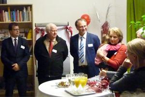 111 Familien in 5 Jahren: wellcome-Jubiläum in Bamberg