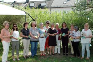 Gartenfest zum Jubiläum in Fürstenfeldbruck
