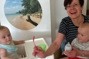 Erfolgreiche Online-Spendenaktion für wellcome Hofheim und Bad Homburg