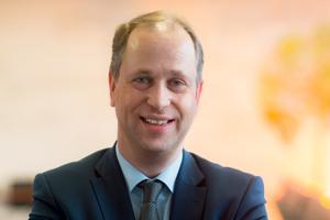 Neuer Schirmherr für wellcome in NRW