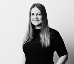 Christina Friedl, Sales Project Manager