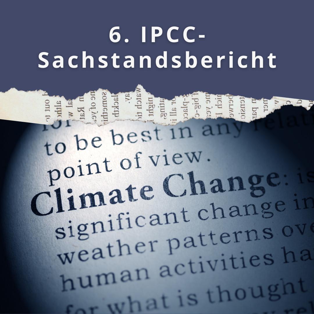 IPCC-Bericht