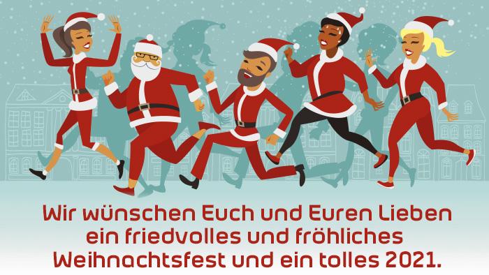 Fröhliche Weihnachten   Rechte: BR