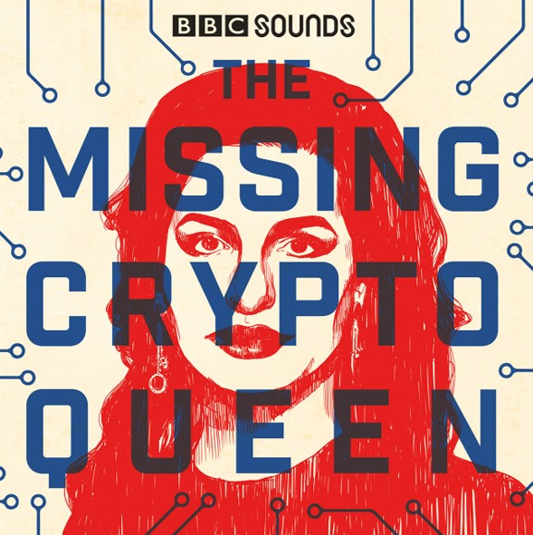 "Bild: Cover ""Missing Cryptoqueen"""