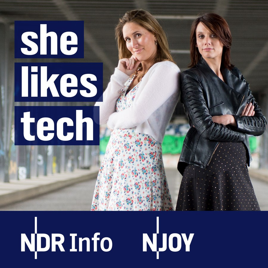 "Cover ""She likes Tech"""