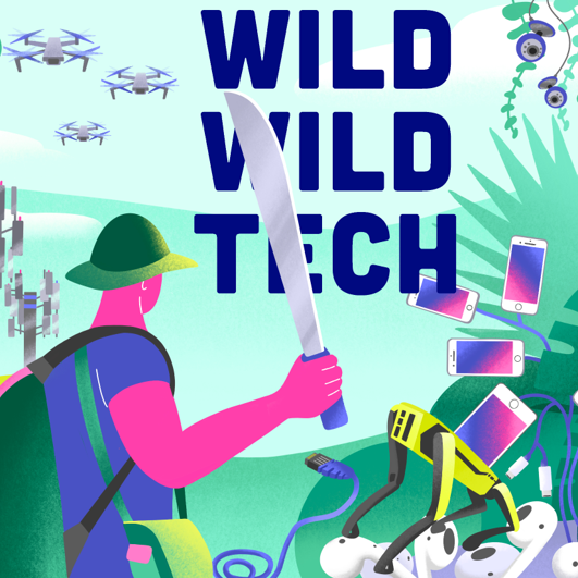 "Bild: Cover ""Wild Wild Tech"""