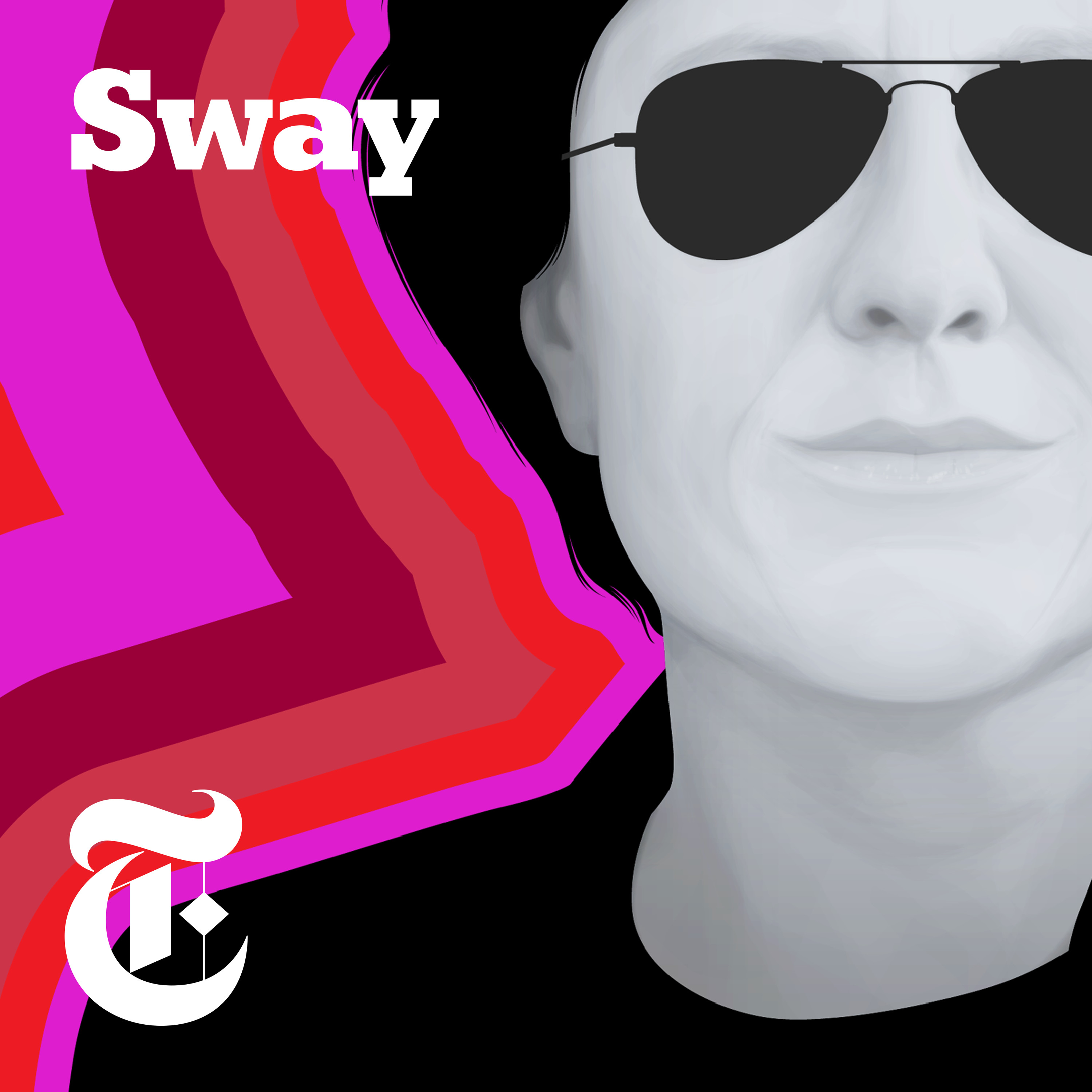 """Podcastcover """"Sway"""""""