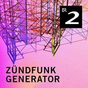 Bild: Podcat Logo Zündfunk Generator
