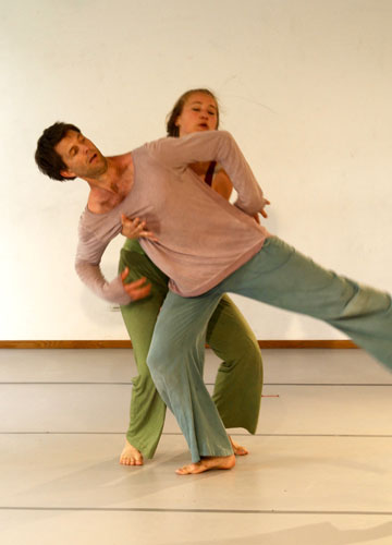 Devah Contact Improvisation