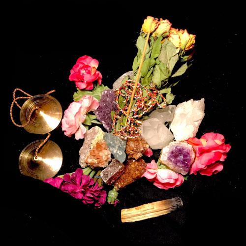 Devah Sommer Shamanic Ceremony Julia
