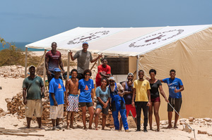 Camp building Boa Vista 2020