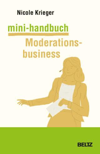 Buch Moderationsbusiness Nicole Krieger