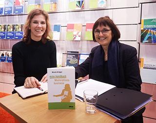 Nicole Krieger Buchmesse Frankfurt 2019