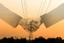 Grossfirmen senken Energieverbrauch