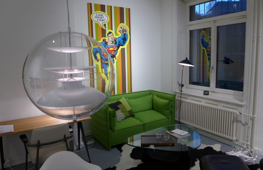 Sofa Alcove Plume