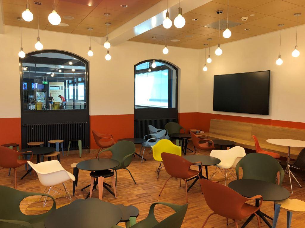 ETH food&lab Lounge