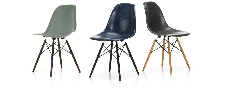 Eames Fiberglass Chair