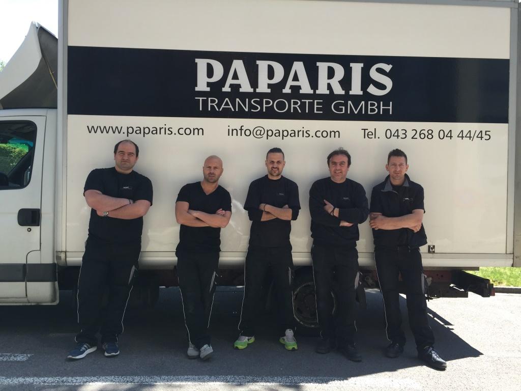 Paparis Transporte GmbH