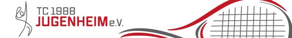 TC Jugenheim Banner
