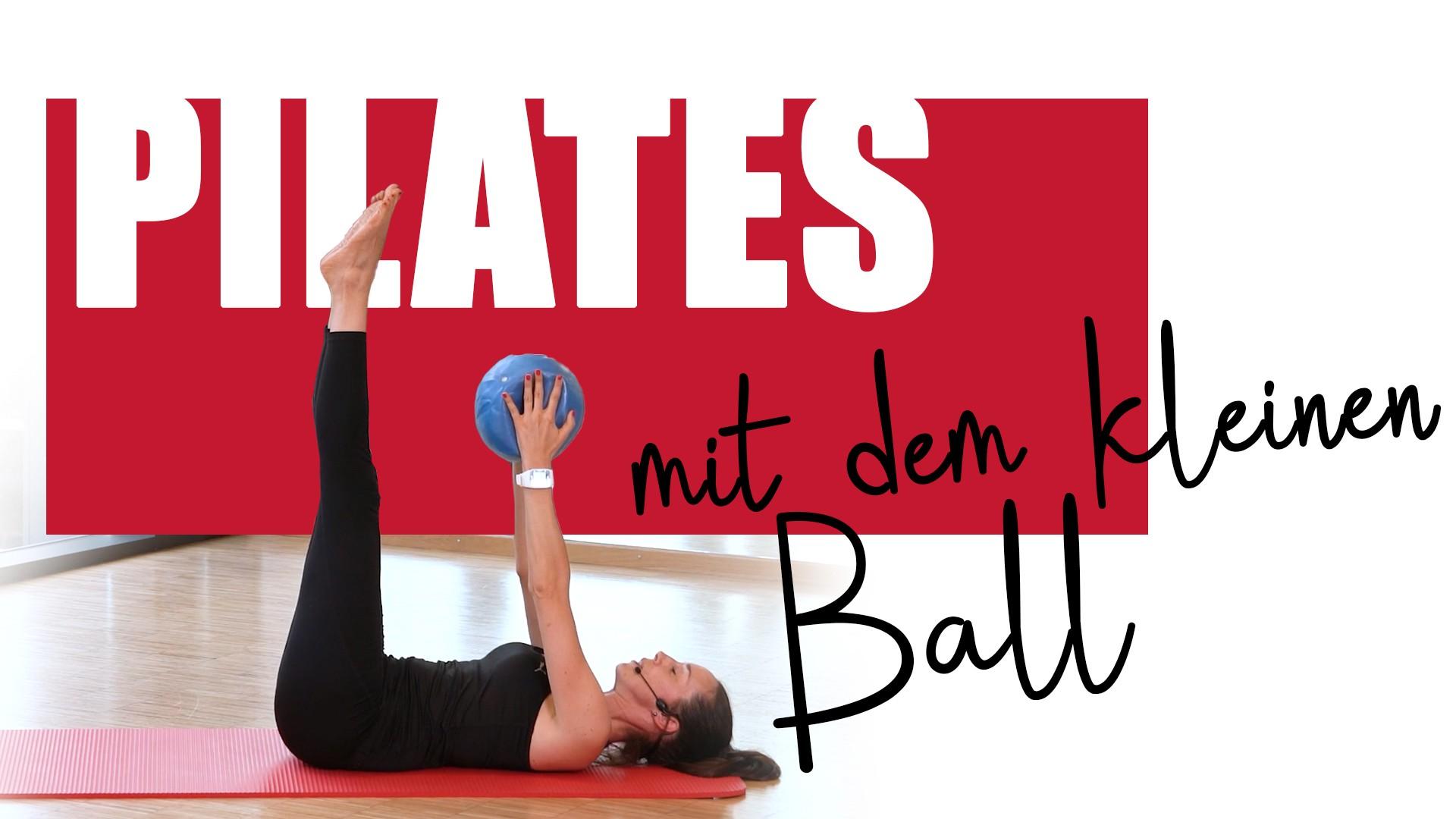 Pilates Masterclass mit Ball