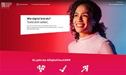Digitalcheck NRW