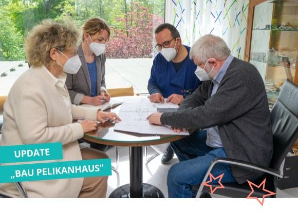 "Update Neubau ""Pelikanhaus"""