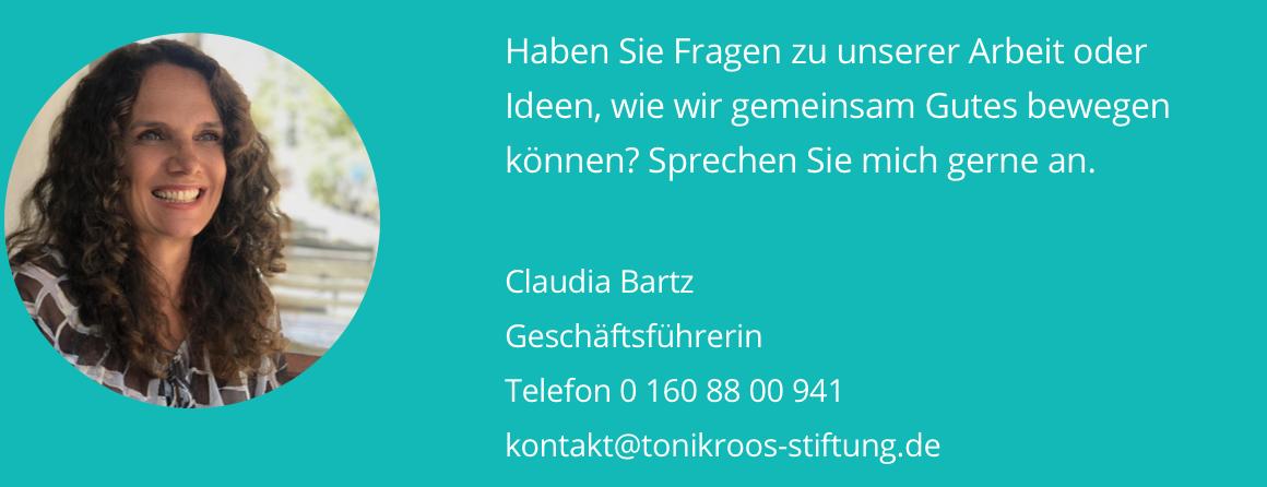 Claudia Bartz