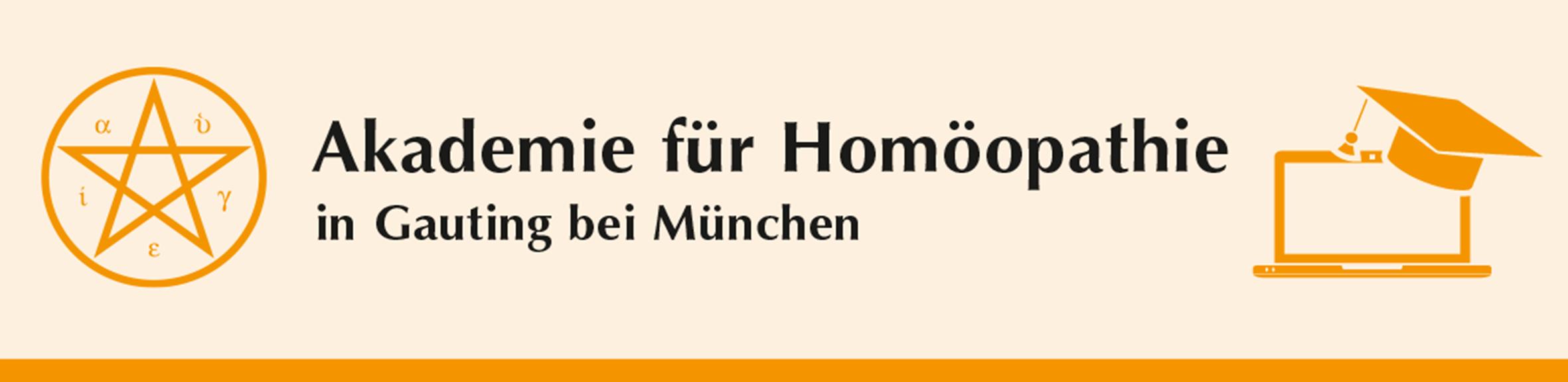 Logo der Akademie für Homöopathie