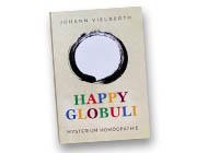 Cover des Buches happy globuli
