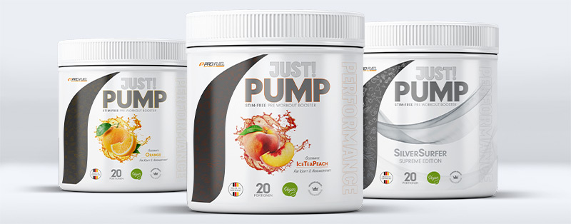 ProFuel - vegane Supplements