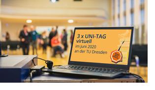 Werbemittel der TU Dresden