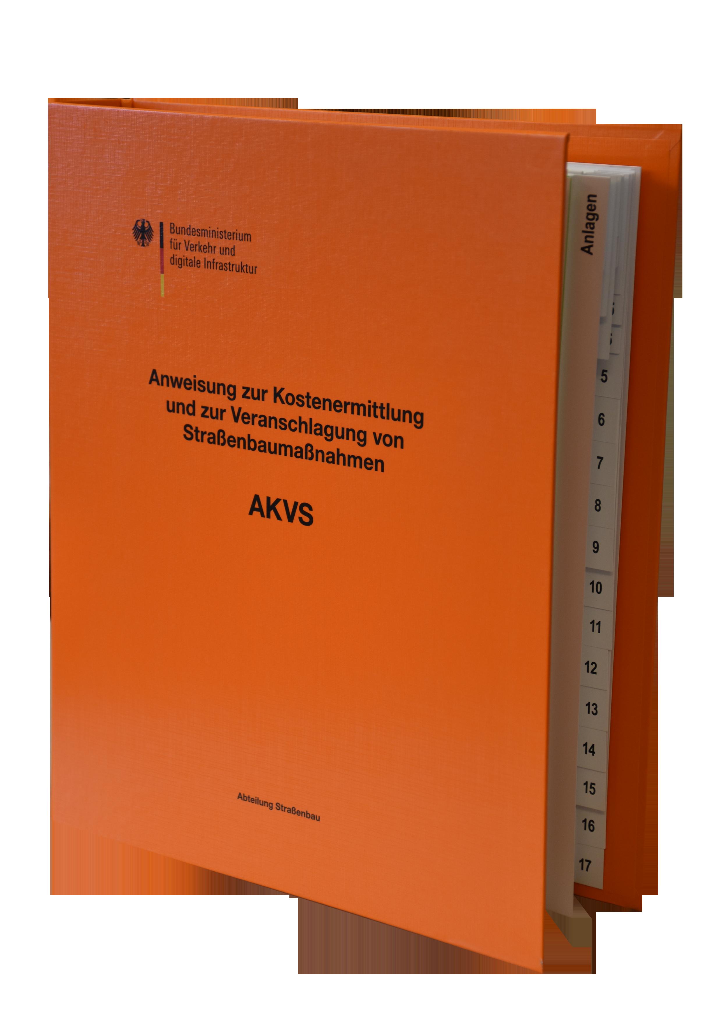 AKVS - Gesamtordner