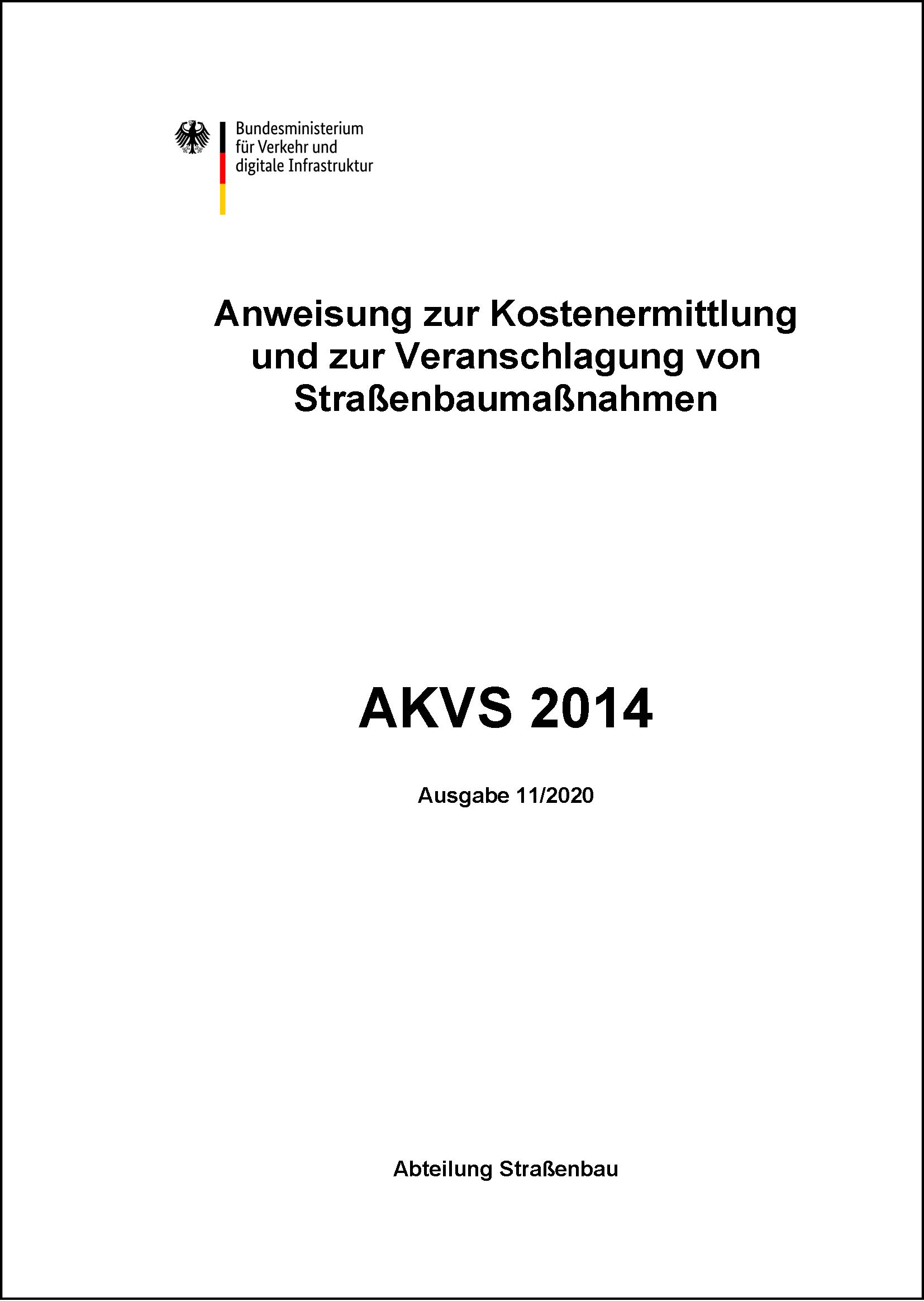 AKVS - November 2020