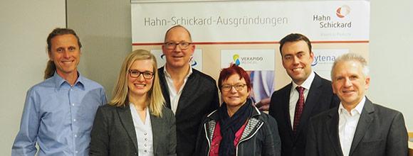 Besuch Dr. Nils Schmid