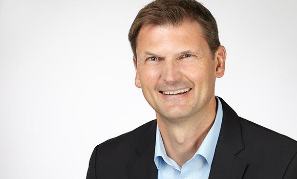 Neuer Bereichsleter in VS Portraitbild Dr. Steffen Keller