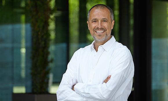 Neuer Institutsleiter Portrait Prof Boris Mizaikoff