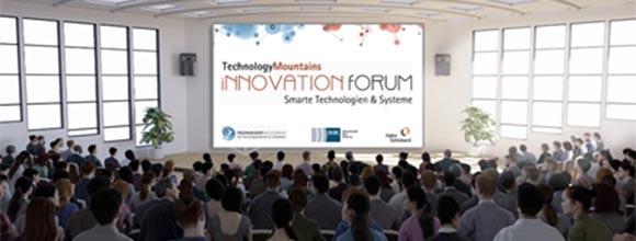 iNNOVATION fORUM mit Publikum