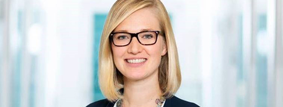 Portrait Dr. Katharina Dormanns