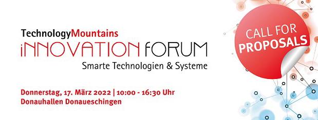 Banner InnovationForum 2022