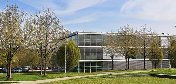 Gebäudeaufstockung Hahn-Schickard Stuttgart