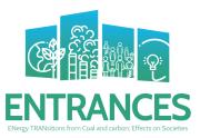 Logo des Projektes ENTRANCES