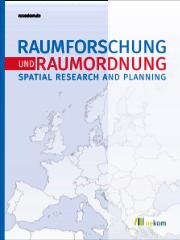 Cover der Fachzeitschrift RuR