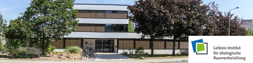 Leibniz-Institut für ökologische Raumentwicklung e. V.