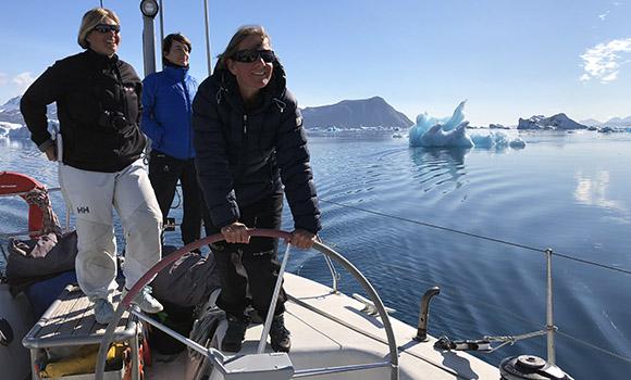 Faszinierende Eiswelt
