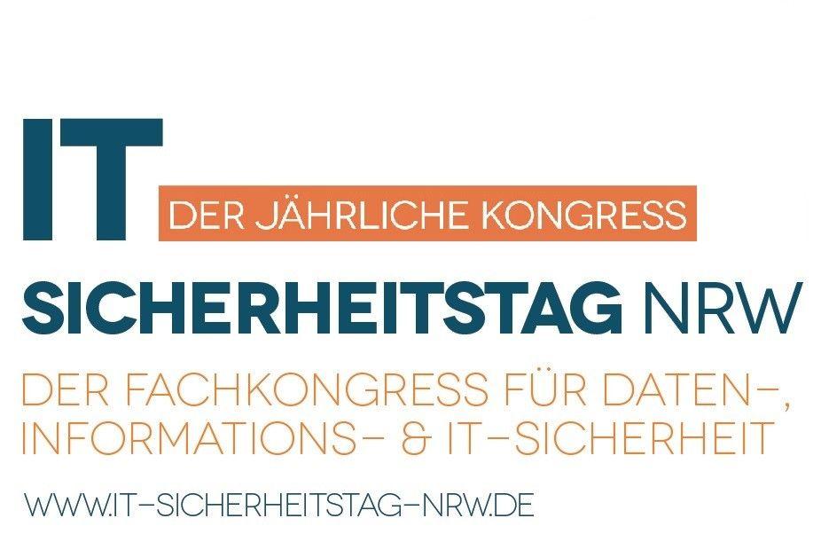 Logo IT-Sicherheitstag NRW