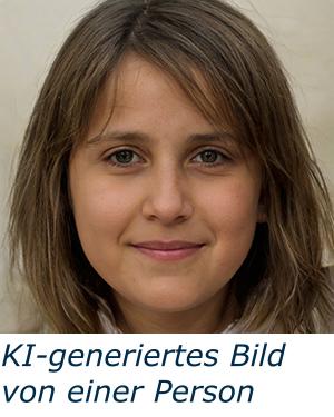 Bild von der Website www.Thispersondoesnotexist.com